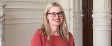 Psychotherapeutin Angelika Meinhof in Hannover